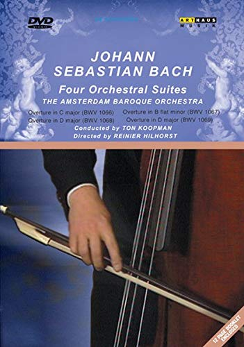 Bach, Johann Sebastian - 4 Orchestersuiten