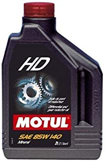 Motul 3374650011400 HD Minerale SAE 85W140 Motoröl