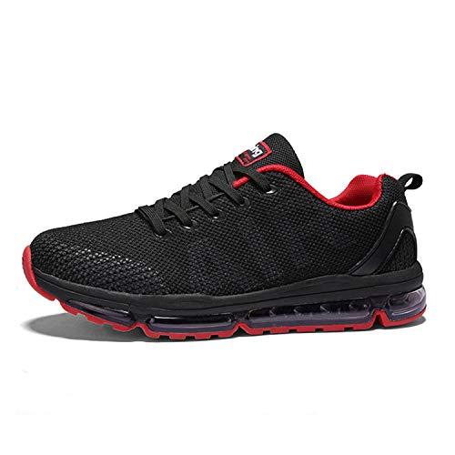 Axcone Damen Herren Sneaker Laufschuhe Air Sportschuhe Turnschuhe Running Fitness Sneaker Outdoors Straßenlaufschuhe Sports - RD 40EU