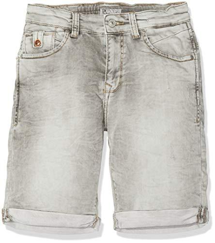 LTB Jeans Jungen Anders X B Shorts, Grau (Grey Ice Wash 4378), 176 (Herstellergröße: 16)