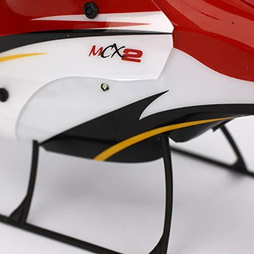 Blade mCX2 RTF Remote Controlled Helicopter - Juguetes de Control Remoto (Polímero de Litio, 120 mAh, 1S, 200 mm, 120 mm, 28 g)