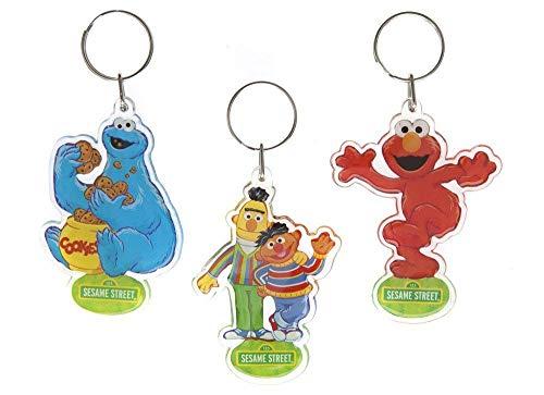 Sesamo apriti Elmo Cookie Monster Ernie And Bert