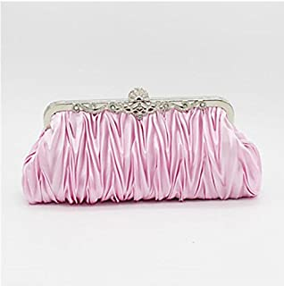 2c6a06f3 Amazon.es: bolso fiesta plata - Hebilla / Bolsos: Zapatos y complementos