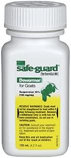 Safe-guard (Fenbendazole) Dewormer Liquid 125ml