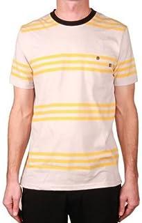 CAPTAIN FIN キャプテンフィン 半袖 ポケットTシャツ THE DUDE KNIT - STONE