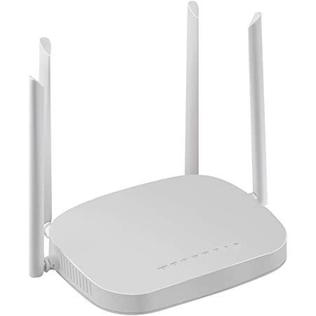 Docooler X11 4G LTE Smart WiFi Router 300Mbps Tarjeta SIM de ...