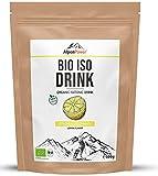 AlpenPower BIO ISO DRINK Pulver- Lemon 500g I Isotonisches Getränkepulver I 100% natürliche...