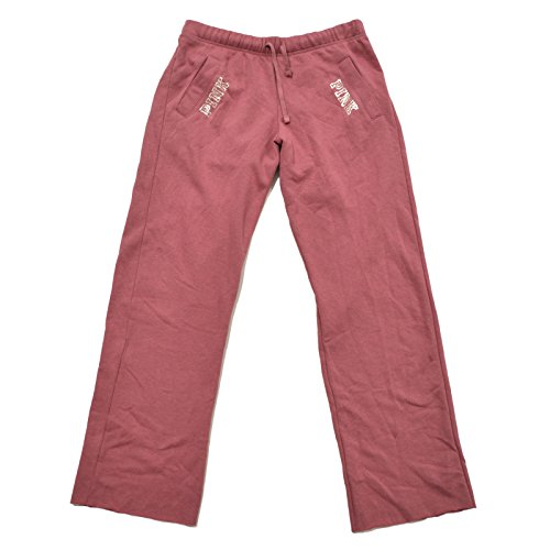 Victoria's Secret PINK Boyfriend Sweat Pants Soft Begonia X-Small