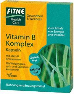 Fitne Vitamin B Komplex Kapseln 60St.