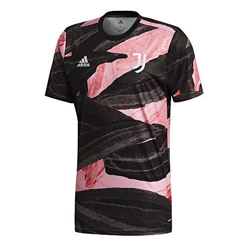adidas Camiseta de la Juventus PreMatch. Negro XL