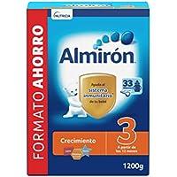 Almirón 3 Leche de crecimiento en polvo desde los 12 meses 1,2kg