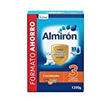 Almirón 3 Leche de crecimiento en polvo desde los 12 meses - 1200 g