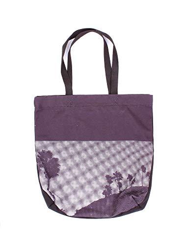 Franklin & Marshall Luxury Fashion Herren BGUA956BW7BLUE Violett Stoff Tote | Jahreszeit Outlet