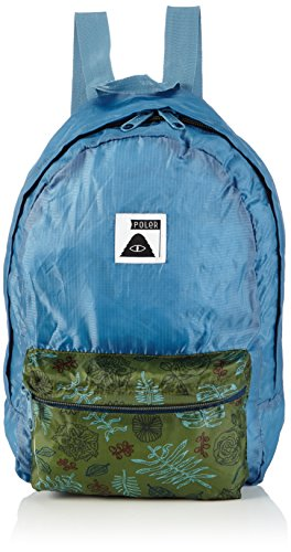 Poler Stuff Bag Stuffable, Brotanical Mossy/True Blue, 50 x 40 x 6 cm, 18 Liter
