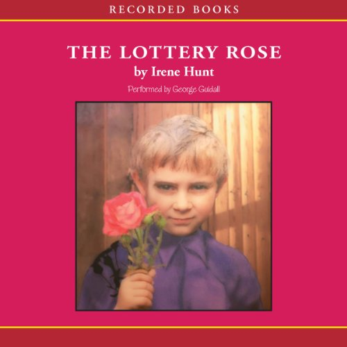 The Lottery Rose audiobook cover art