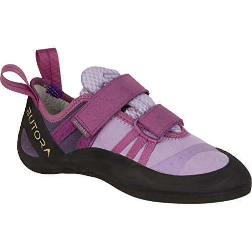 BUTORA Women's Endeavor Climbing Shoe - Tight Fit, Lavender, 8