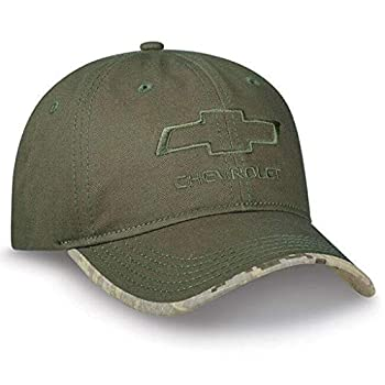 Silverado Green Camo Digital Camo Cap Hat Chevrolet Trucks! Hunting Chevy Bowtie
