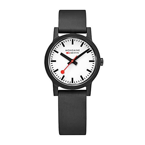 [モンディーン] 腕時計 エッセンス MS1.32110.RB 正規輸入品 ブラック