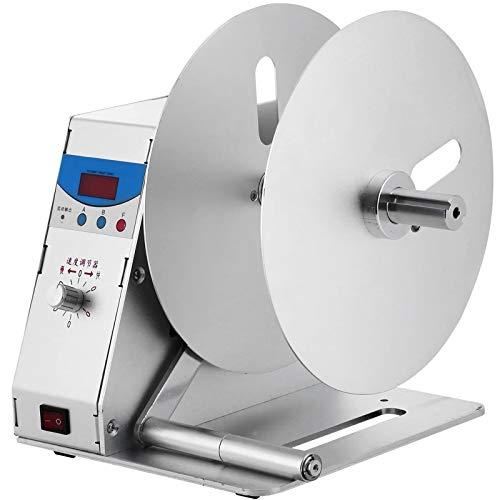cheap Happybuy Label Rewinder Automatic Label Rewinder Adjustable winding speed…