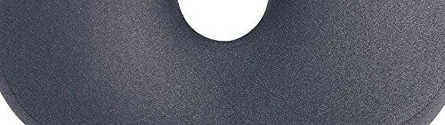 MOGUプレミアムバックサポーターエイト(グレー)約45×35×15cm