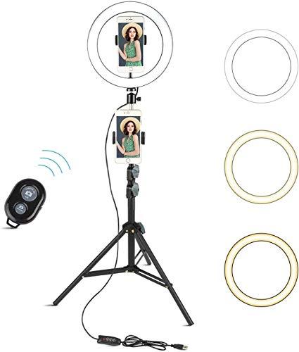 Selfie palo, Arespark Profesional Ajustable Auto-bloqueo telescópica extensible Palo mano...