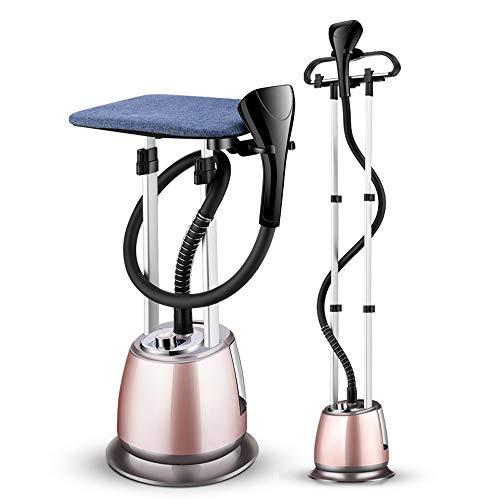 Stoffen Steamers voor kleding Stoomstrijkijzer voo Steamer voor kleding Steamer Kleding Steamer-2000W Plat strijken/verticaal strijken 2-in-1/11-snelheden thermostaat Geschikt voor alle soorten stof