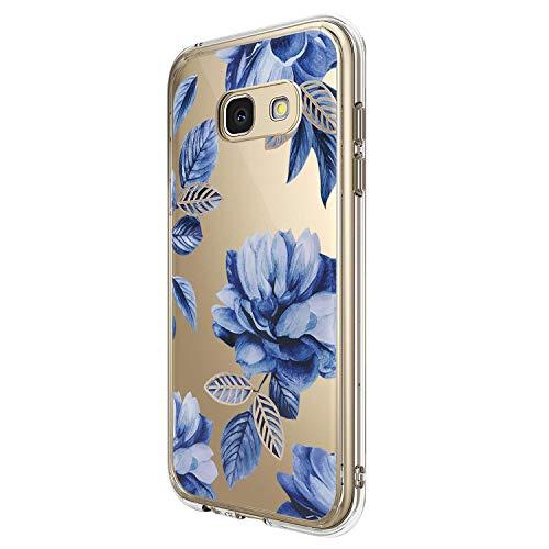 Kompatibel Mit Samsung Galaxy A5 2017 Hülle Kristall Handyhülle Silikon Weiche Clear Schutzhülle Transparent Flexibel Silikon Case Handy Schutz Hülle für Samsung Galaxy A5 2017 (5)