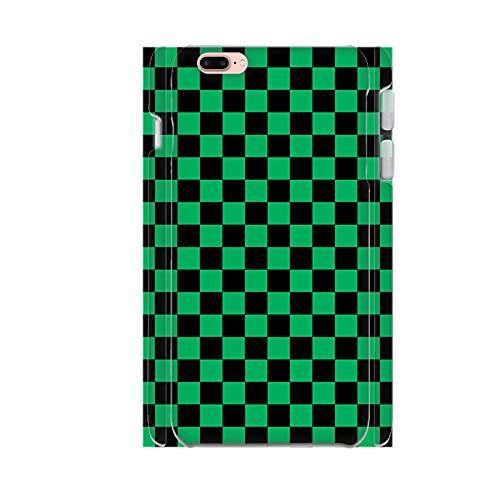 Generic Compatibile con iPhone 5 5S Se Men Personalizzata Stampa Checkered Casi di Plastica Rigida