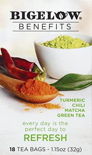 Bigelow Tea Matcha Green, 18 ct