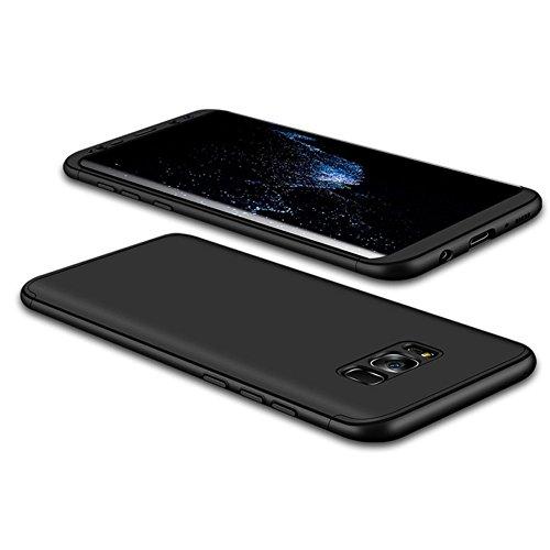 JMGoodstore Funda Galaxy S8 Plus,Carcasa Samsung S8 Plus,Funda 360 Grados Integral para...