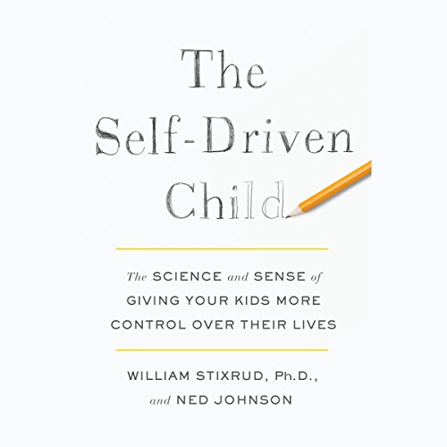 The Self-Driven Child cover art