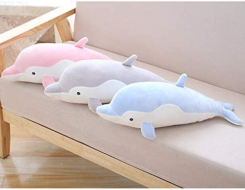 25. Dolphin Snuggle Soft Toy