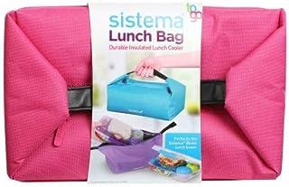 Sistema Lunch Bag Pink