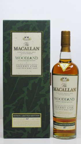 Macallan - Woodland Estate No. 888 of 1000-12 year old Whisky