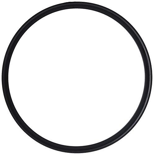 Rollei Extremium UV Round Filter 58 mm - Filtro UV y filtro protector con anillo de titanio de vidrio Gorilla con recubrimiento especial - Tamaño: 58 mm