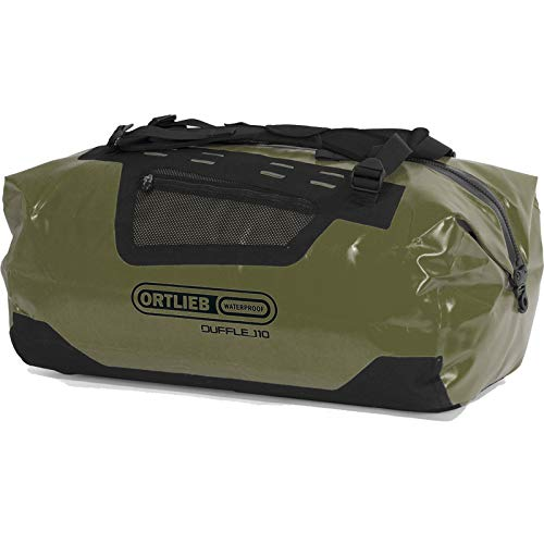 Ortlieb Unisex-Adult Duffle Expeditionstaschen, Olive 110 l, One Size
