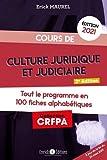 Cours de culture juridique et judiciaire