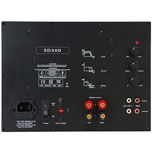 Yung SD300 300W Class D Subwoofer Plate Amplifier Module No