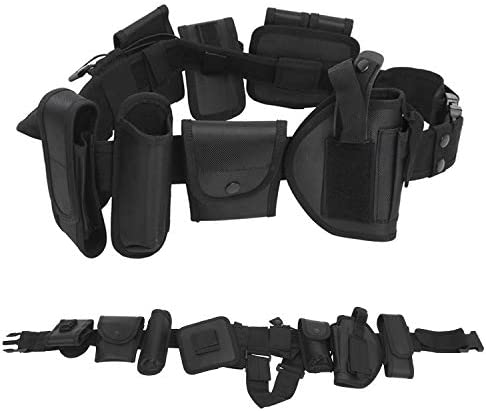 Amarine Made Tactical Belt Modular Heavy Duty Belt Military Utility Belt with Pouches Holster product image
