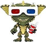 Funko- Pop Movies:Gremlins-Gremlin w/3D Glasses Horror Figura Coleccionable, Multicolor (49831)