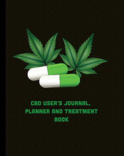 CBD User's Journal, Planner and...