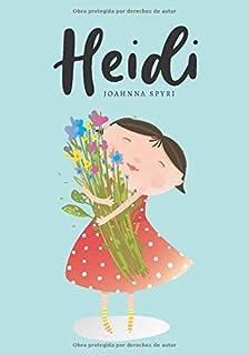 Heidi (Spanish Edition) Spanish Version: Clásicos infantiles   Johanna Spyri