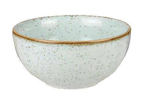 Churchill Stonecast -Soup Bowl Schüssel- Inhalt: 47cl, Farbe wählbar (Duck Egg Blue)