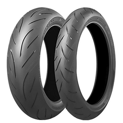 Neumático Bridgestone Battlax s21 120 70 ZR17 (58W) TL para motos