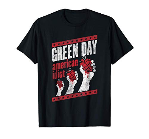 Green Day Hand Out T-Shirt