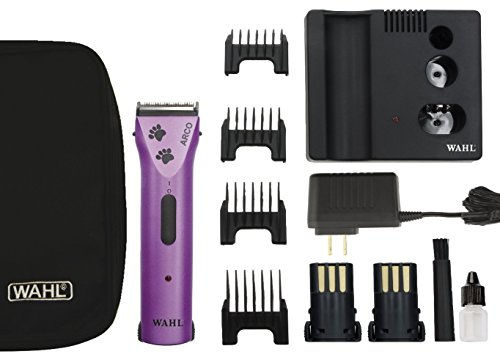 WAHL Professional Animal Powerful Motor ARCO Cordless Clipper Kit with Bonus...