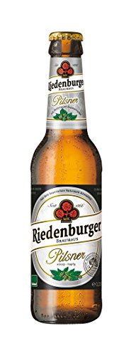 Riedenburg Cerveza Pilsner Riedenburger 33 Cl - 400 g