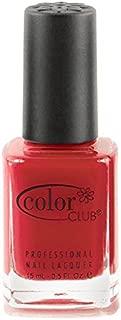 Color Club Fiesta Nail Polish, Engine Red, Mamba.05 Ounce