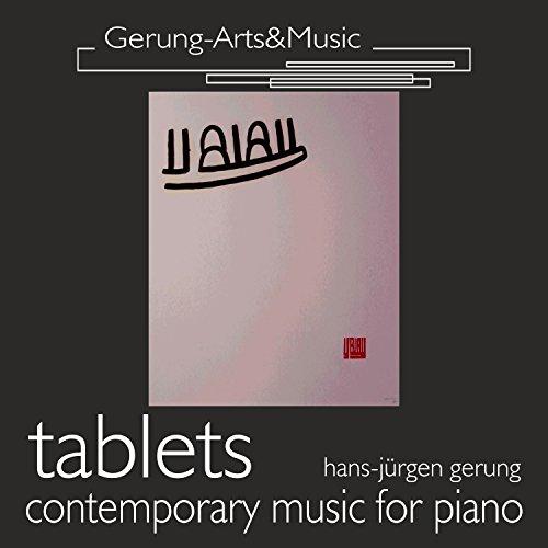 Acht Schrifttafeln (Klanglandschaften für präpariertes Klavier)