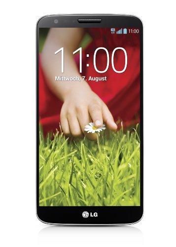 LG G2 Smartphone (5,2 Zoll (13,2 cm) Touch-Bildschirm, 16 GB Speicher, Android 4.2) schwarz